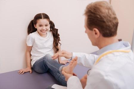 Ребенок и врача