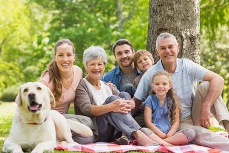 Семейные фото в домашних условиях