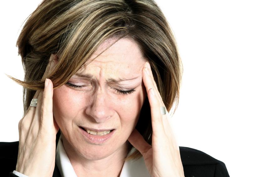 Алмаг помогает при мигрени - Мигрень